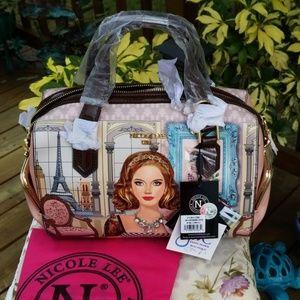 Nicole Lee 🎀 Fabulous Handbag 👜/Crossbody  💎💖